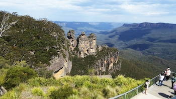 Blue Mountains Tour with Featherdale Wildlife Park Tickets