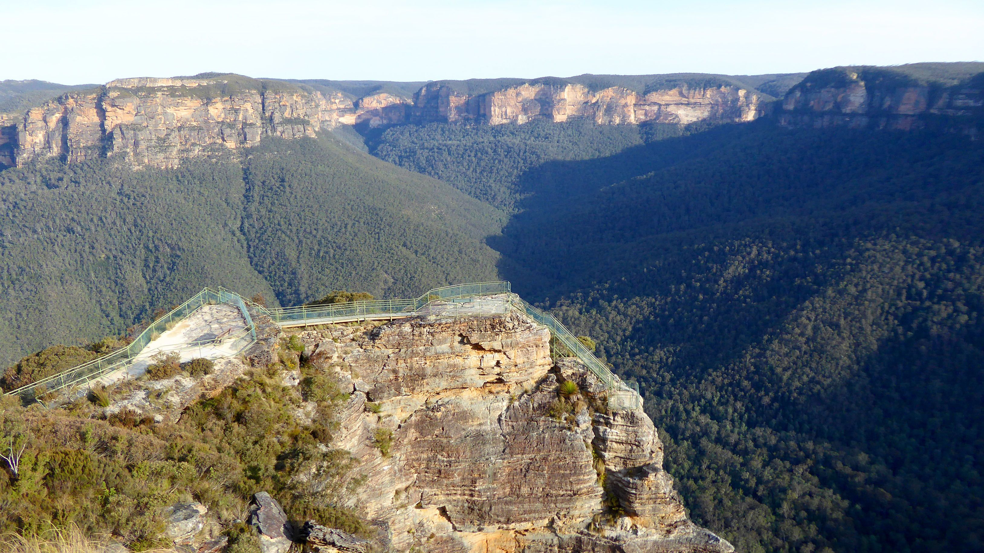 Canyon in New South Wales