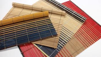 Kyoto-Style Kasumi Sudare Bamboo Mat Making Experience