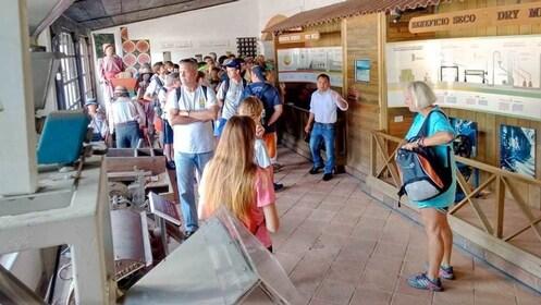 Tour group on the Antigua Guatemala and Coffee Plantation tour in Guatemala