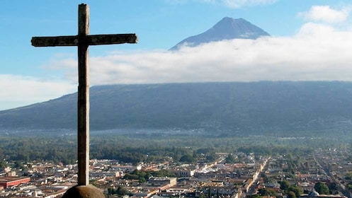 Cerro de la Cruz in Guatemala