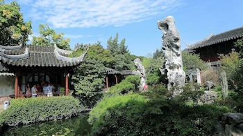 Full Day Private Tour of Famous Suzhou Gardens