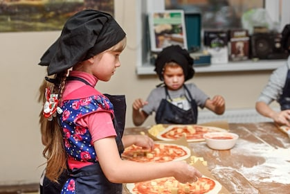 The Art of Pizza Making Cooking Class
