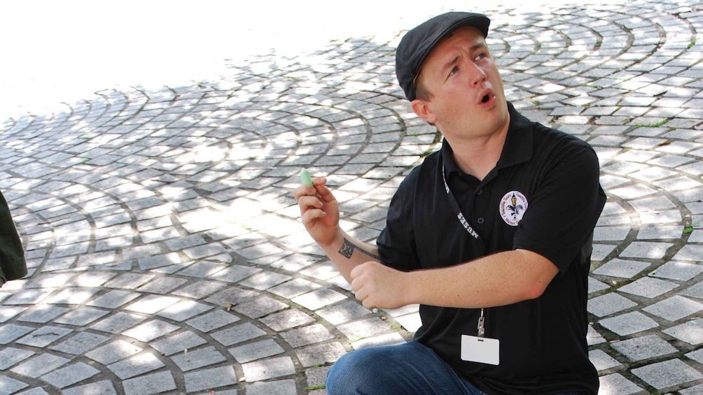 Show item 5 of 5. Tour guide in New Orleans