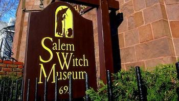 Musée des sorcières de Salem