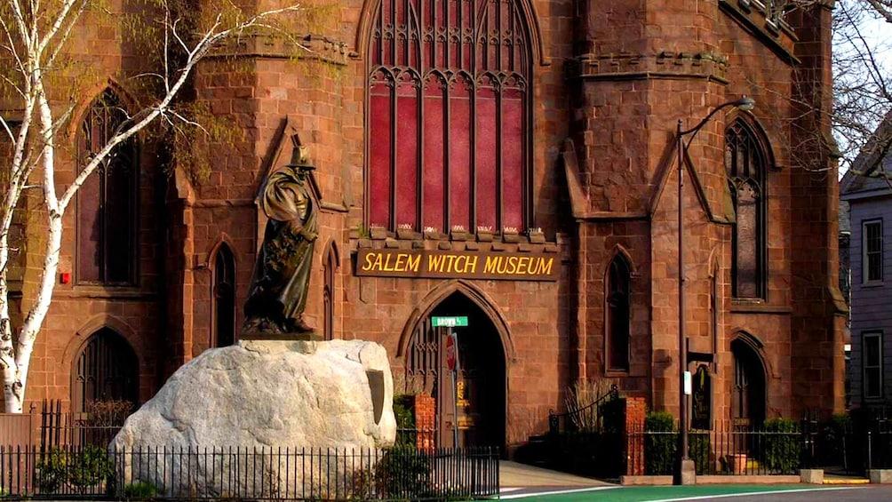 Show item 3 of 5. Salem Witch Museum