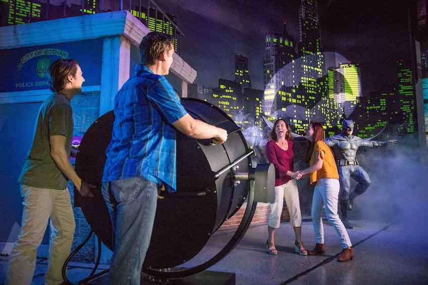2-Attraction Pass: SEA LIFE Aquarium & Madame Tussauds Wax Attraction
