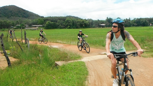 Scenic Phuket Cycling tour
