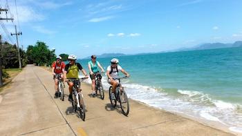 Visite de Ko Yao Noi à vélo pendant une journée complète avec déjeuner
