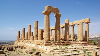 Small Group Tour to the Valley of Temples in Agrigento
