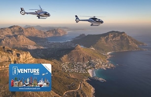 Ultimate Cape Town Pass – obegränsad Plus Premium