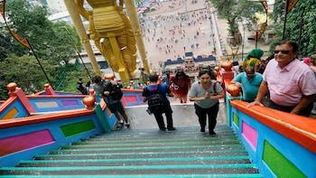 Kuala Lumpur Half-Day Batu Caves & Cultural Sites Tour