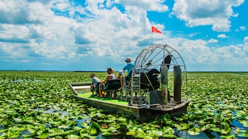 Airboat Adventure on Lake Tohopekaliga
