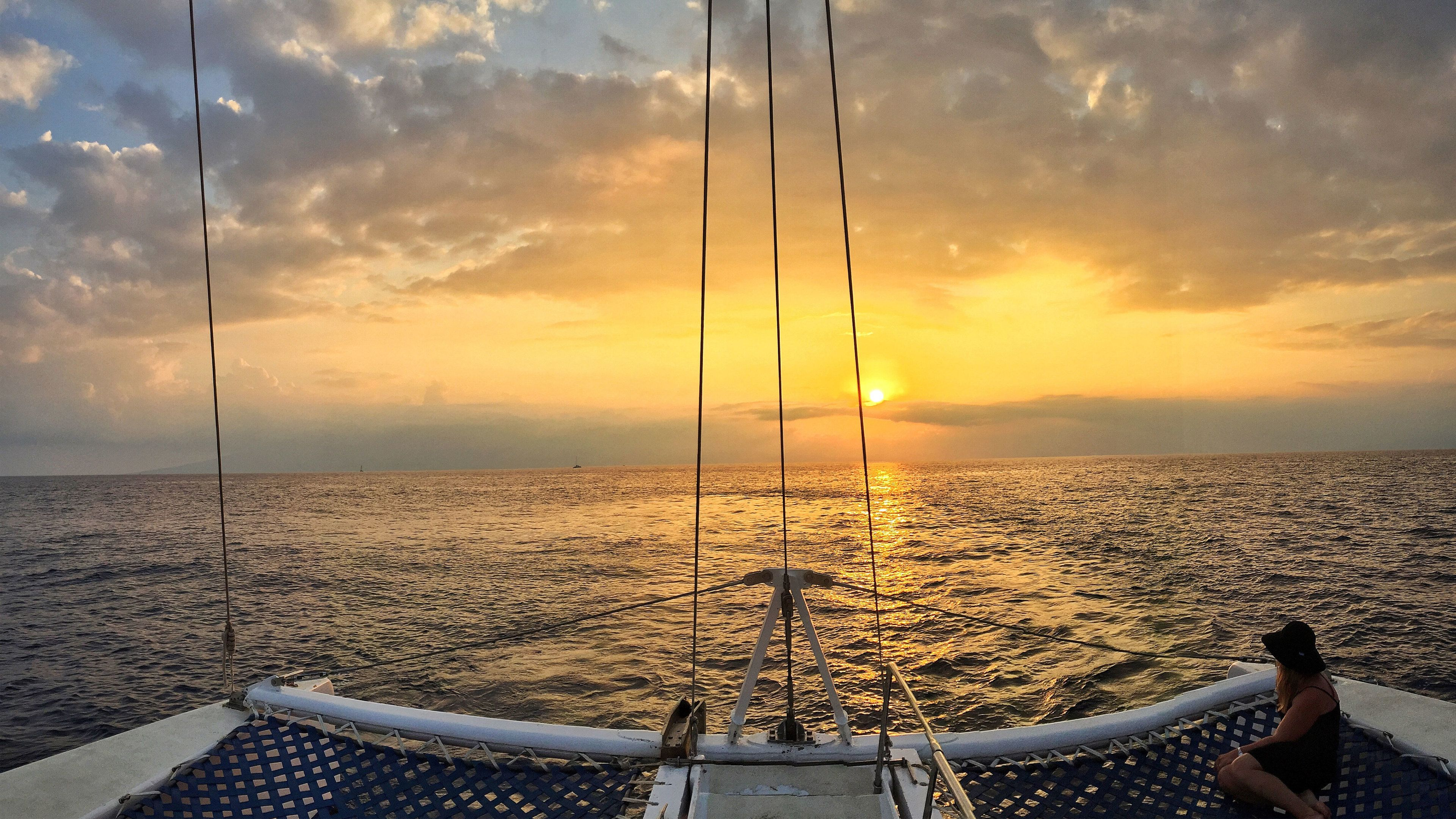 Sunset Cruise with Live Entertainment