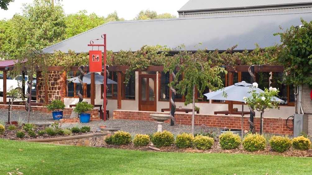 Show item 5 of 5. A Vineyard exterior