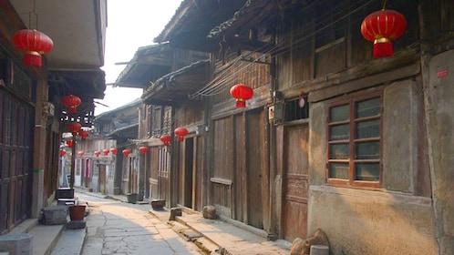 Alley way in Beijing