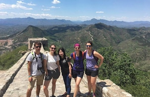 Simatai and Jinshanling Great Wall Hiking Trip In Beijing
