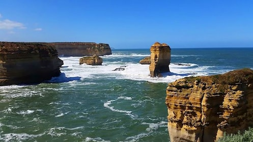 The Apostles on the Great Ocean Road