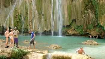 Guided Horseback Ride to El Limón Waterfall