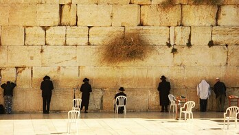 Jewish Quarter Walking Tour with Western Wall Shabbat Experience