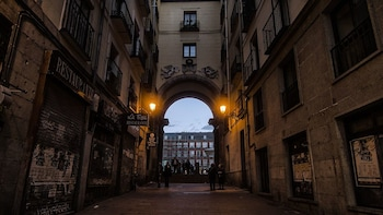Historical Walking Tour of the Spanish Inquisition in Madrid
