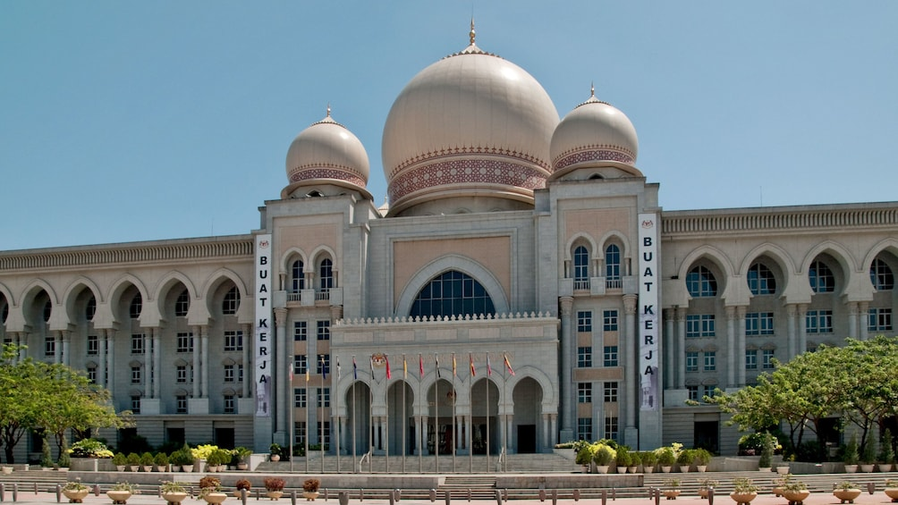 Historic building in Putrajaya