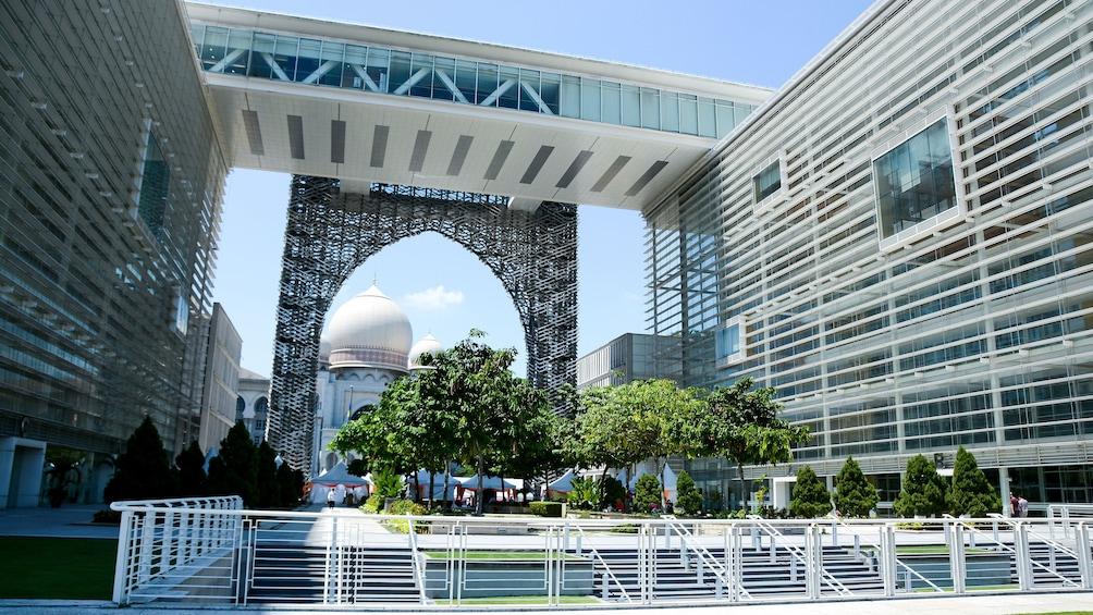 Building in Putrajaya