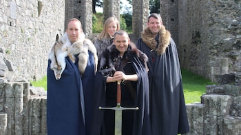 Game of Thrones Direwolf Tour from Belfast with Castle Ward