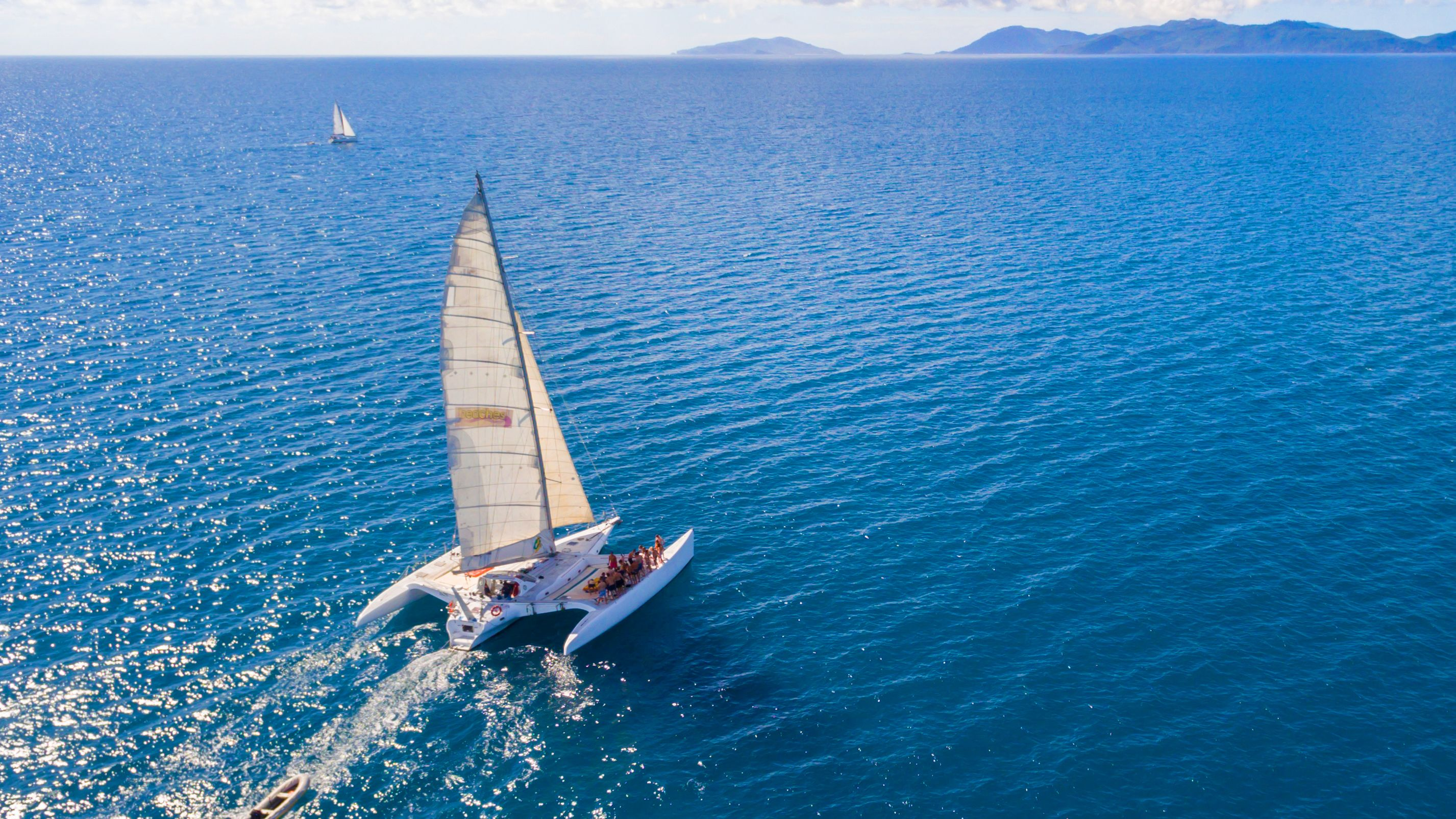 3-Day Sail & Snorkel Adventure in the Whitsunday Islands