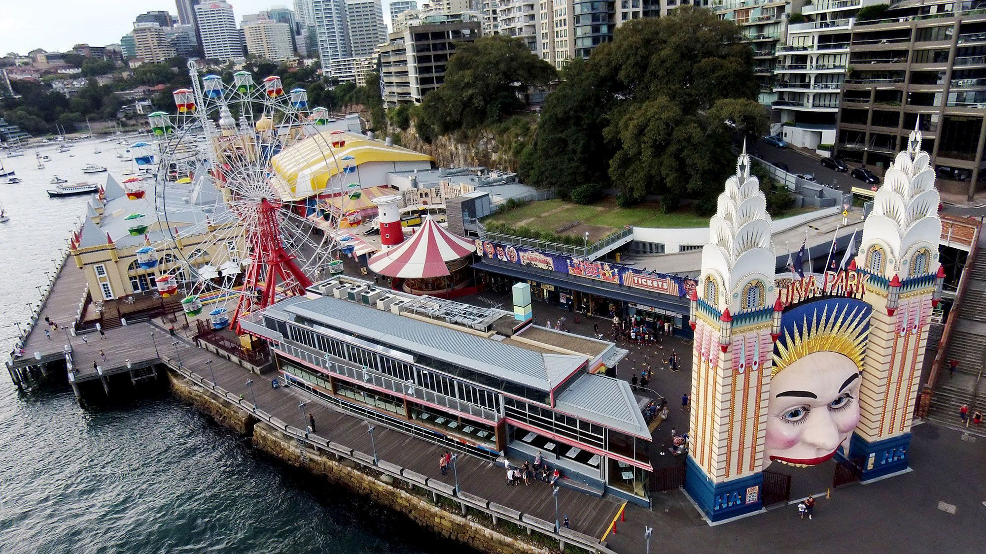 Luna Park Sydney Unlimited Rides Pass