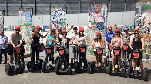 Group on segways in Berlin