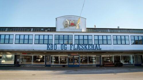 Fish market in Copenhagen