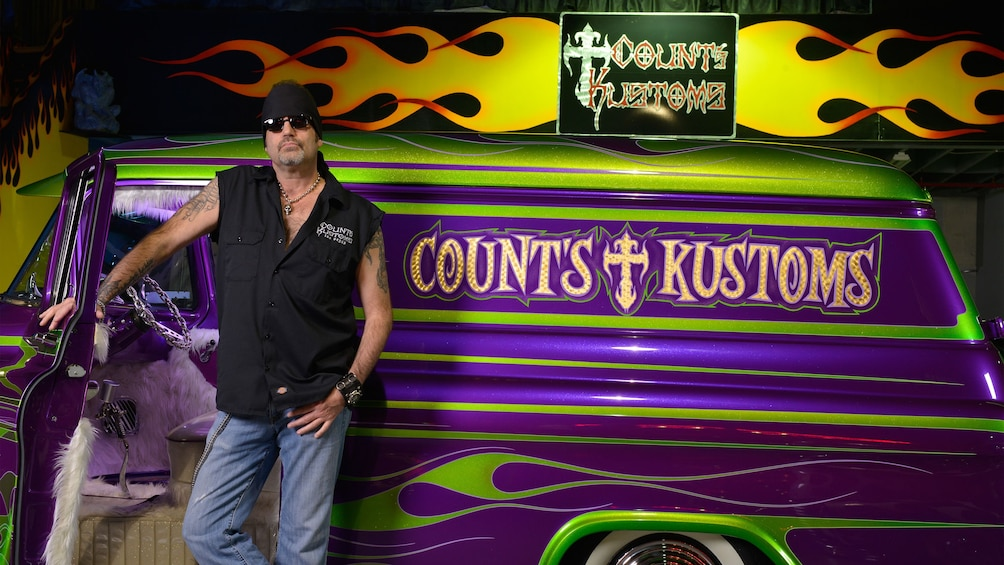 Count S Kustoms Meet Greet Vip Dinner Tour Las Vegas Expedia