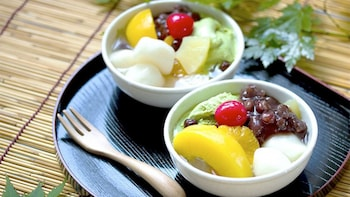 日式和果子甜品制作精致小团体验