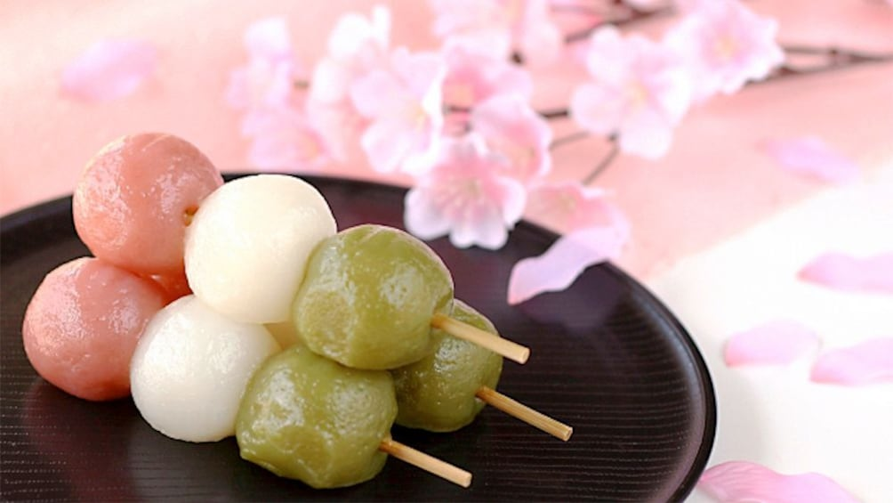 Japanese Sweets Cooking Experience in Tokyo
