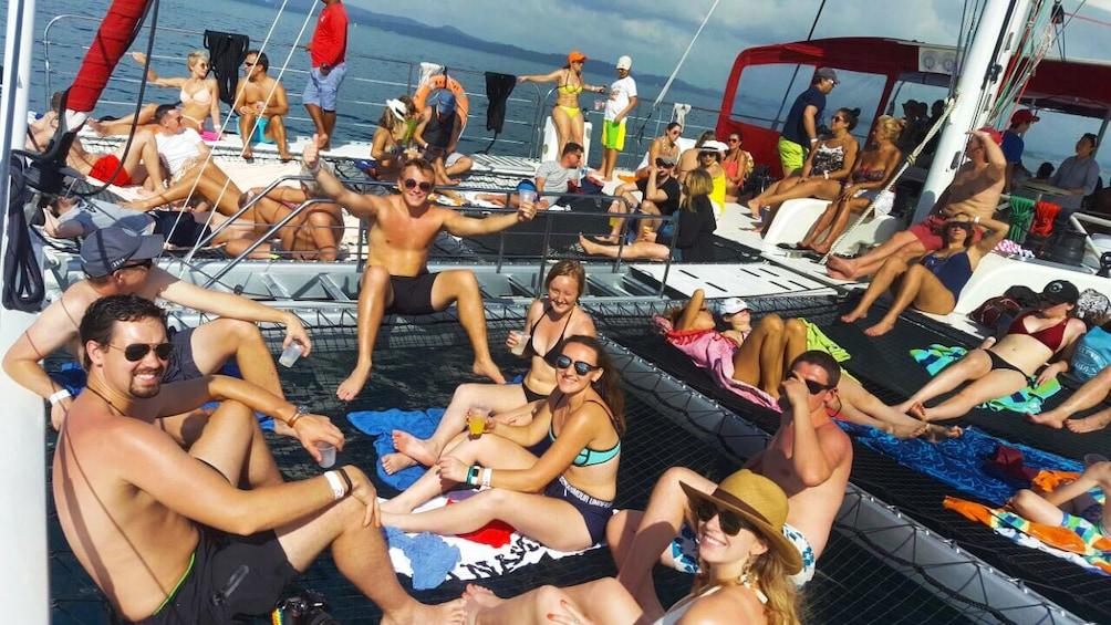 Show item 10 of 10. Taboga Island Catamaran Tour with Lunch & Open Bar