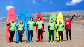 Private Surfing Lesson in Middleton