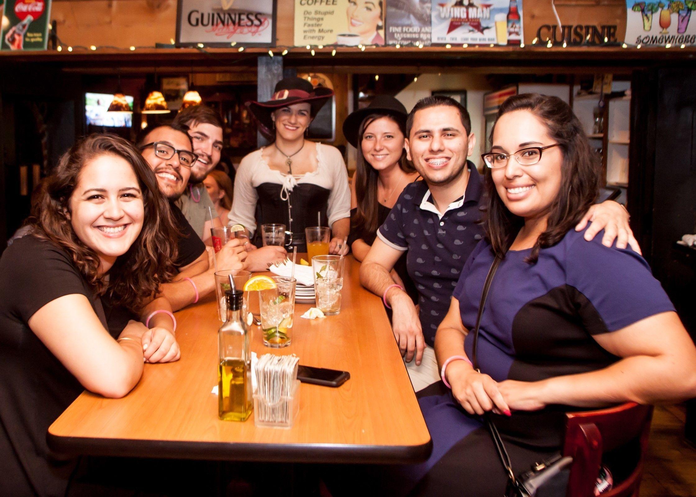 Houston Haunted Bar Tour