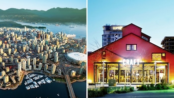Private Vancouver City Tour & Craft Beer Tasting