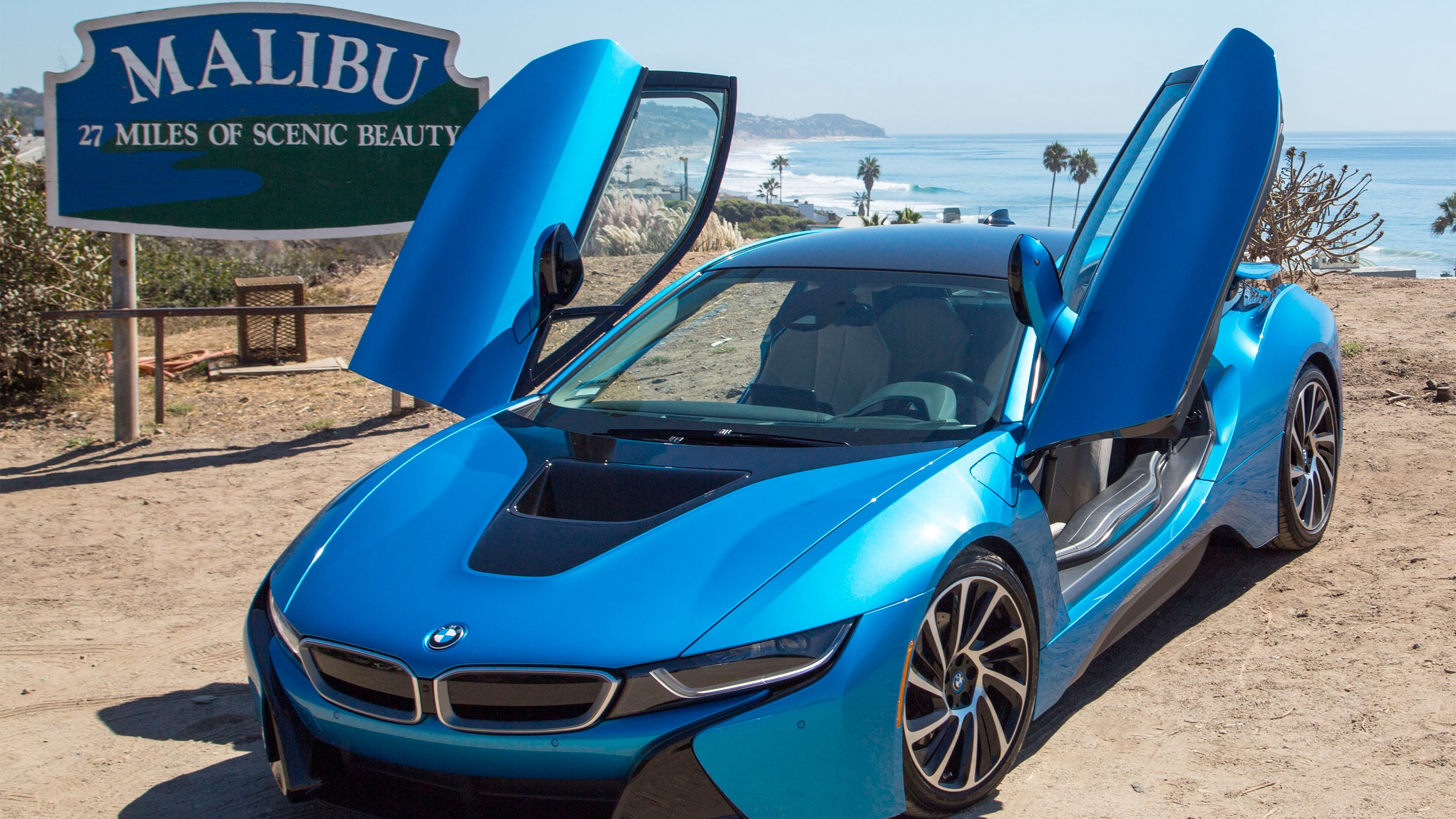 Guided Luxury Sports Car Tour of Malibu