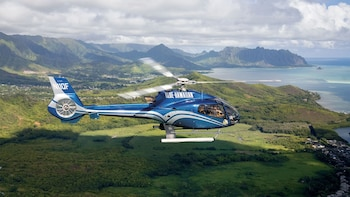 Complete Circle Island of Oahu Helicopter Tour