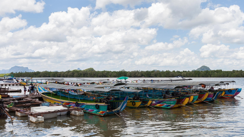 James Bond Canoe & Naka Island by Cruise