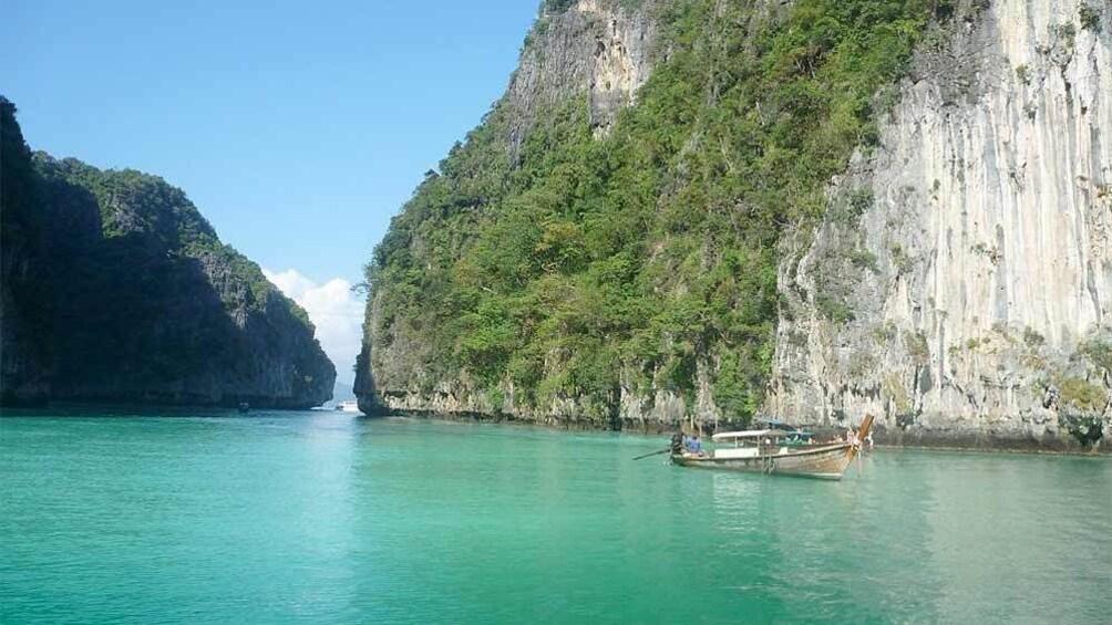正在顯示第 5 張相片,共 5 張。 Stunning view of the islands in Thailand