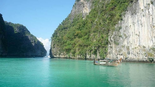 Stunning view of the islands in Thailand