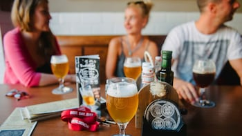 Small-Group Bratislava by Beer Tour with Tastings