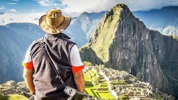 Private Day Trip to Machu Picchu by Train