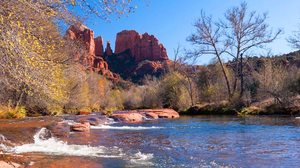 River in Sedona, Arizona