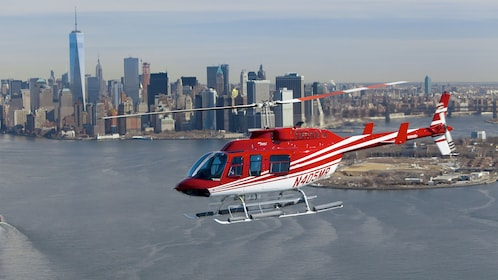 Central park scenic helicopter tour