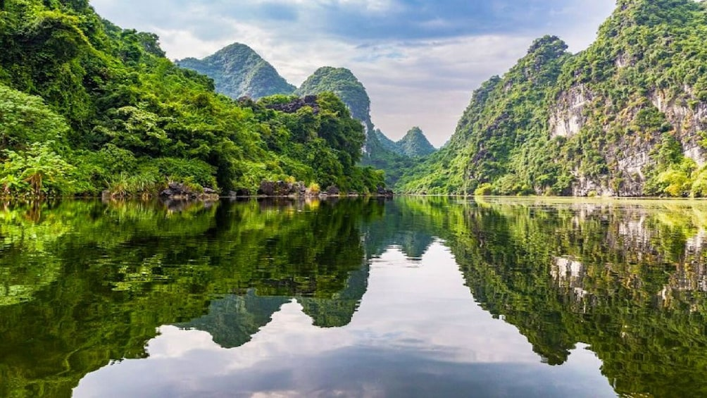 Show item 3 of 10. Countryside Excursion to Hoa Lu & Tam Coc From Hanoi