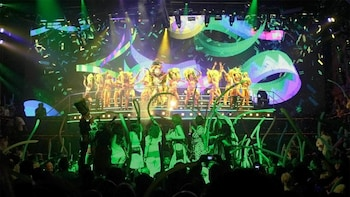 Skip-the-Line: Coco Bongo Gold Member VIP Package Cancun